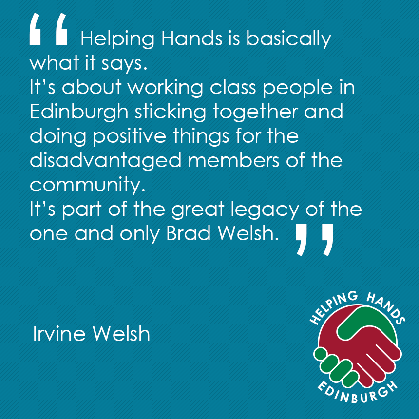 Helping Hands - Improving Mental Health and Wellbeing Step by Step